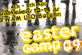 Easter Camp '09
